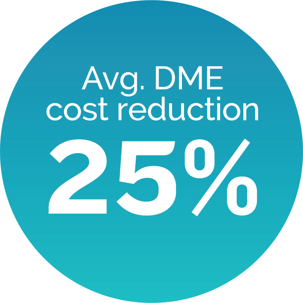 DME Savings