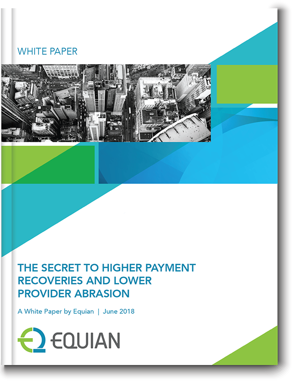 DRG: The Secret to Higher Payment Recoveries and Lower Provider Abrasion